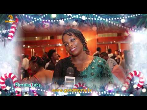 MOVIE PRODUCER, BLESSING EGBE - PLAN FOR CHRISTMAS