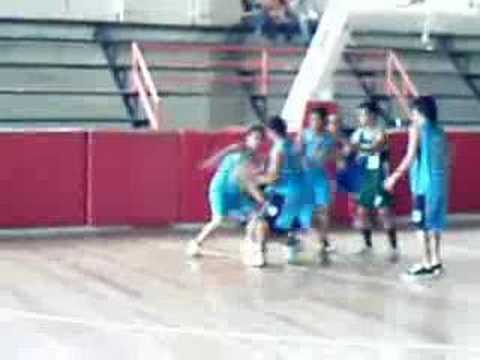 PHILCOMSCI Intrams 2008 Basketball - Sempron vs Maxtor