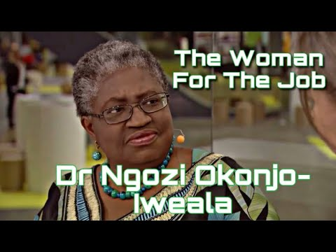 BBC Interview With Dr Ngozi Okonjo-Iweala | Why She Wants to Lead The World Trade Organization, WTO