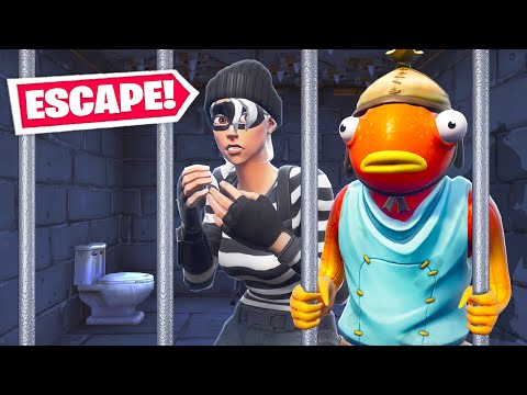 We Escape The World's Most Secure Fortnite Prison - Thời lượng: 13 phút.