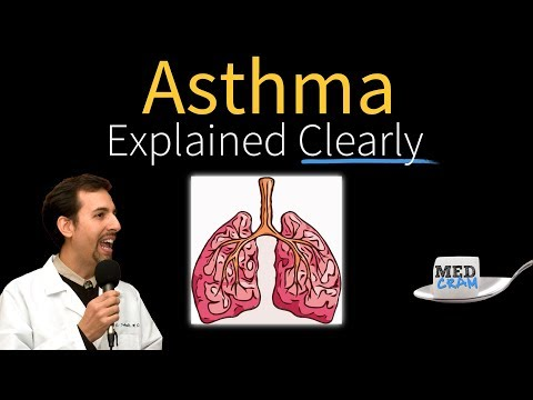 Asthma Explained Clearly! 1 of 2