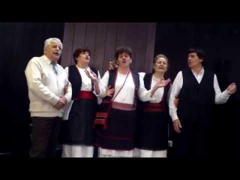 Krajiška himna u izvođenju mješovite grupe pjevača ZU Banijaca iz Beograda
