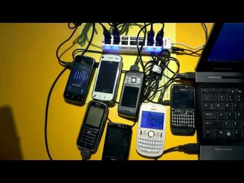 Using multiple GSM phones to send bulk SMS with DRPU tool