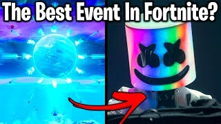 RANKING EVERY FORTNITE EVENT FROM WORST TO BEST!
