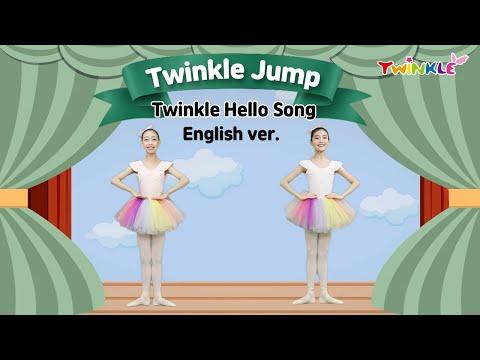 Twinkle Hello Song! Twinkle Jump!★