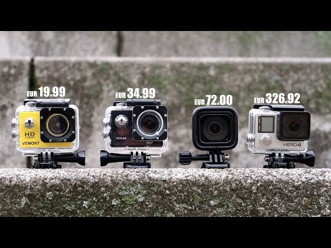 ACTION CAMs ab EUR 19,99...?