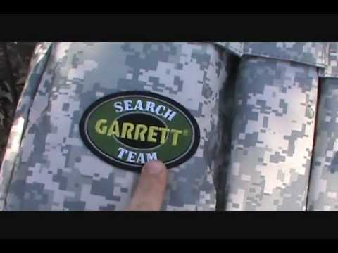 Garrett Universal Detector case review