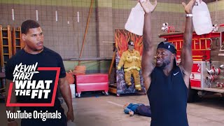 It's Just Water Weight | Kevin Hart: What The Fit | Laugh Out Loud Network waptubes