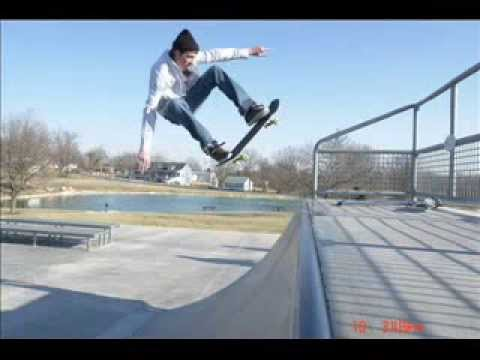 A day at the troy skate park