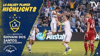 Watch highlights of Giovani dos Santos' 2015 season where he put up 3 goals and 5 assists in 10 games. Want to see more from ...