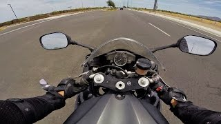 10. 2007 Yamaha R1 - Test Ride Review