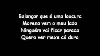 Don Omar - Danza Kuduro (feat. Lucenzo) (Lyrics On Screen)