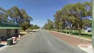 Google Street View  - Time Lapse Movie
