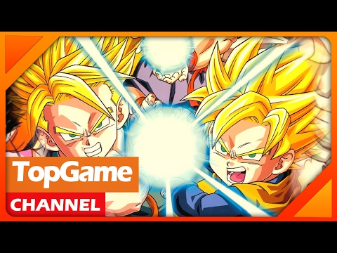 [topgame] Top 10 Game Dragon Ball Hay Trên điện Thoại | Android-ios