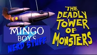 MINGO BOYS: The Deadly Tower Of Monsters Let's Play Part 2