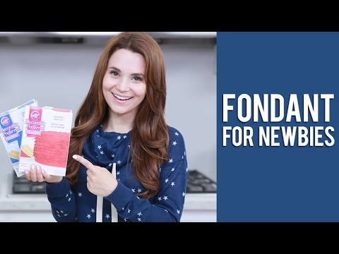 Fondant Basics |Everything You Want To Know From Rosanna Pansino
