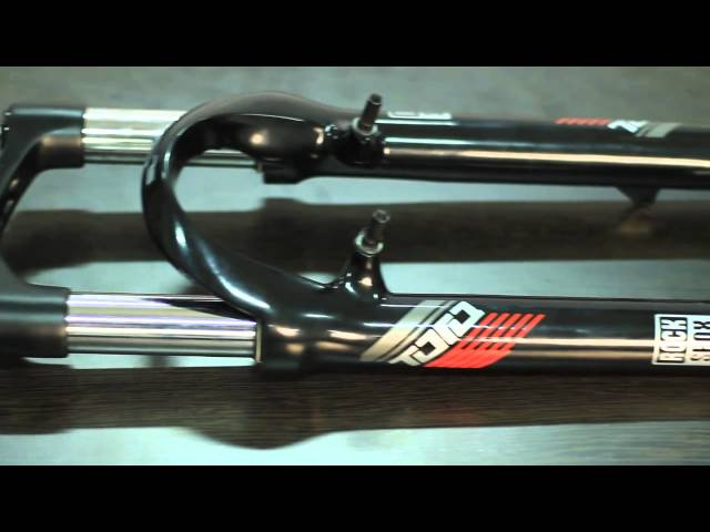 Купить Вилка Rock Shox Tora SL - Solo Air (2010) в веломагазине Alienbike