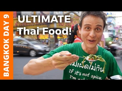 Thai Street Food: The ULTIMATE Chinatown Bangkok Tou