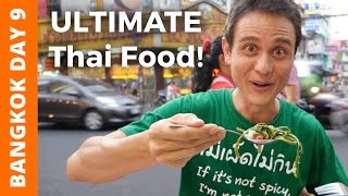 Video Thai Street Food: The ULTIMATE Chinatown Bangkok Tour (เยาวราช) - Bangkok Day 9 MP3, 3GP, MP4, WEBM, AVI, FLV April 2019
