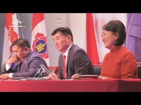 Монгол төрийн мөчир салаа, төр түмнийг холбогч гүүр болсон ТӨРИЙН АЛБАН ХААГЧИДДАА БАЯРЛАЛАА