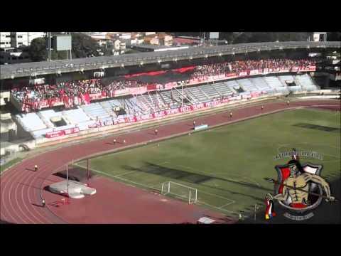 LOS DEMONIOS ROJOS l Metropolitanos FC Vs CARACAS FC l TC2015 l 24-01-2015 - Los Demonios Rojos - Caracas