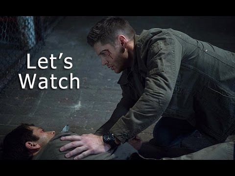Supernatural Reaction 11x03 The Bad Seed |Let's watch|