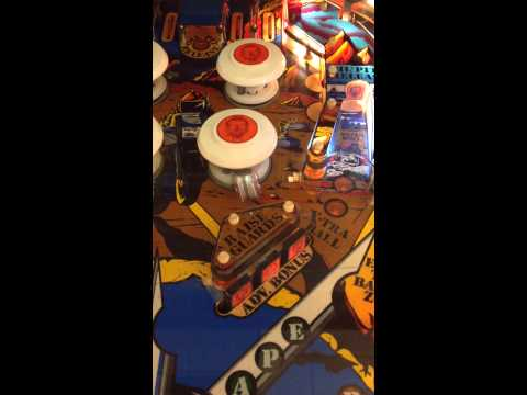 Pinball Wizard there has to be a twist