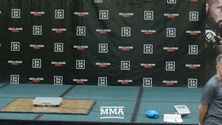 Bellator 213 Official Weigh-in Official Stream - MMA Fighting by MMA Fighting