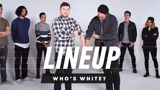 Video People Guess Who is White In a Group of People | Lineup | Cut MP3, 3GP, MP4, WEBM, AVI, FLV Juli 2018