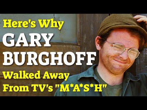Here's Why Gary Burghoff Walked Away from MASH