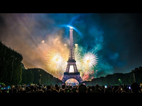 History of France's Bastille Day