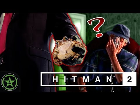 A FROG IN THE POCKET - Hitman 2: Whittleton Creek - Let's Watch