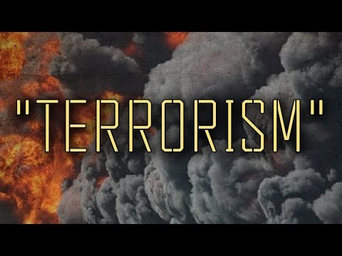 The REAL definition of Terrorism And Why The Word Should Be Retired (видео)