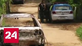 Задержан убийца бразильской певицы Лоалвы Браз