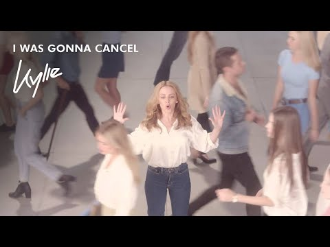 Tekst piosenki Kylie Minogue - I Was Gonna Cancel po polsku