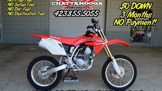 6. 2016 Honda CRF150R Big Wheel Specs - For Sale TN / GA / AL area Motorcycle Dealer