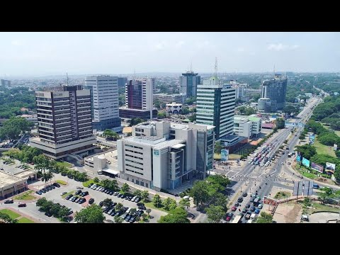 Accra, Ghana's Capital City is not what you think. it is Green and Beautiful.