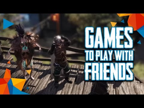 Top 10 Games to Play with Your Friends (Local and Online Multiplayer)