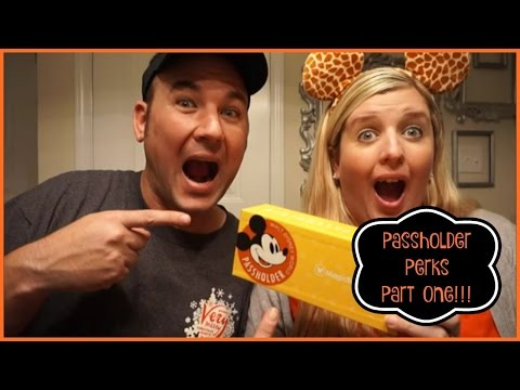 Perks of being a Walt Disney World Annual Passholder | Part 1 of 2