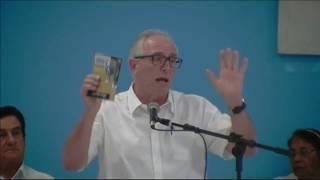 """Luiz Eugênio Spini """"E.S.E, Introdução II-Autoridade da Doutrina Espírita-11 a 17"""""""