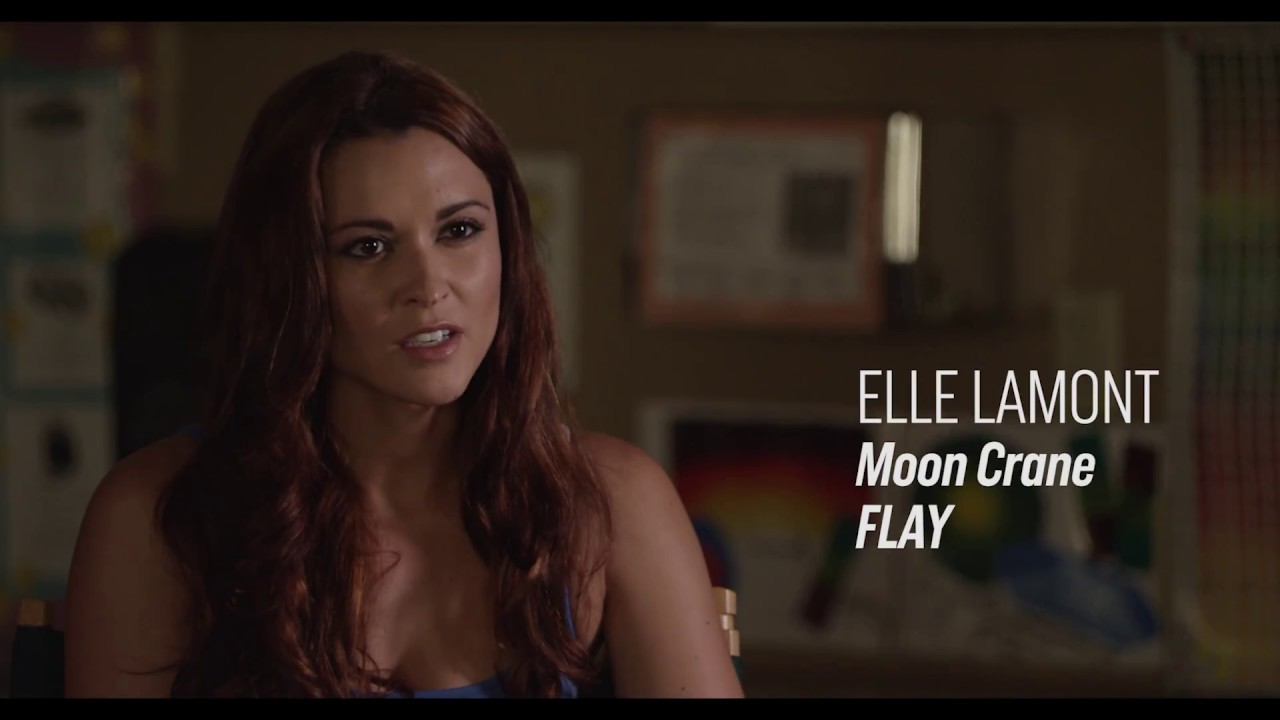 """Exclusive: Flay Interview """"Elle"""""""