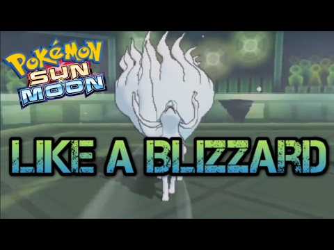 Pokemon Sun and Moon VGC 2017 Stream Highlights #94 Like a Blizzard