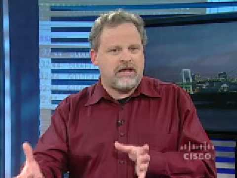 routers - Cisco's Jimmy Ray Purser explains. http://www.cisco.com/smallbusiness.