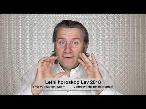 Летни хороскоп Лев 2018