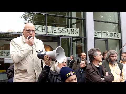 Solidarität mit dem Schauspielhaus und dem Altonaer Museum