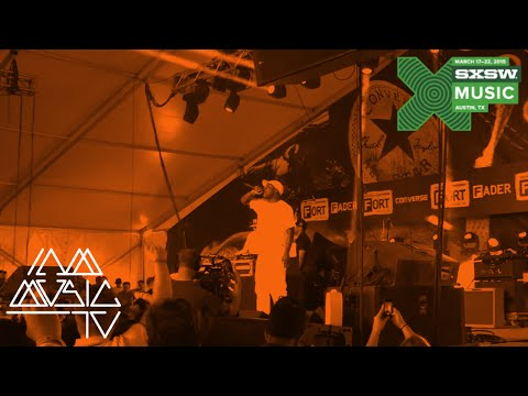 SKEPTA 'THAT'S NOT ME' SXSW FADER FORT @IAmMusicTV @Skepta