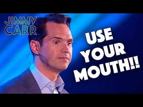 We All Have Weird Kinks | Jimmy Carr: LAUGHING & JOKING