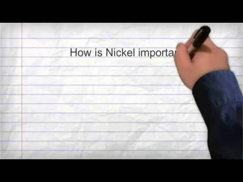 Nickel, science project