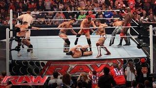 Nonton 10-Man Intercontinental Championship Battle Royal: Raw, September 26, 2011 Film Subtitle Indonesia Streaming Movie Download