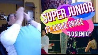 """Video SUPER JUNIOR (Feat Leslie Grace) """"LO SIENTO""""- MV REACCIÓN ( POR FIN! OMA ME MUERO TODAAA!!) MP3, 3GP, MP4, WEBM, AVI, FLV Juli 2018"""